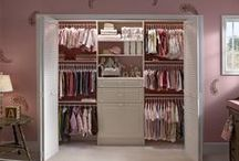 Closets / by Cindy Connors (Nixon)