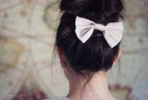 peinados y melenas / by Cata Lina Lina