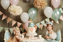 Party goodies and decorations / by Kristen Whicheloe