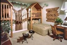 Kids Bedroom / by Trevor Stacey Morden