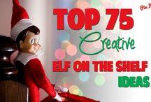 Elf on a Shelf / by Trevor Stacey Morden