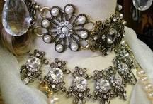 Vintage Jewelry / by BriAnna Thaemert