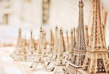 Eiffel Tower / by ☆ERiN J.☆