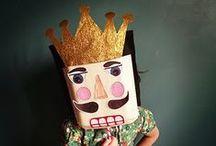 ~kids craft~ / by Lou Archell | littlegreenshed