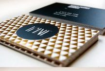 Admire: Business Cards / by CooperHouse