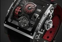 Clocks and Watches / by Jonathan Saldana