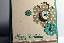 Card making ideas / by Fay Chave