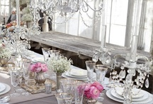 Table Arrangements / by Lorinne's Creations ~LC~