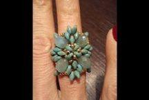 Jewelry: Rings / by Sheryll Ziemer