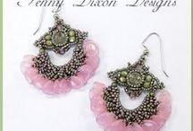 Jewelry: Earrings / by Sheryll Ziemer