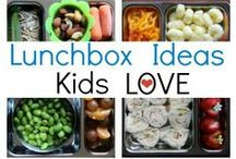 Back to School / Snacks, lunches, breakfast ideas, fashion, fun and education. Wow, there's a lot to think about when the kids are heading back to school!  / by ABCs and Garden Peas