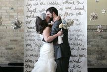 Wedding Ideas / by Kristen Moudy