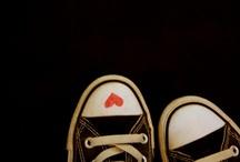 chucks = love / by Meagan Lohin