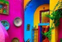 Photos of color / by Scottie Provencal