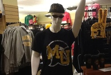 Spartan Gear / We bleed black and gold, show your Spartan Pride! / by Manchester University