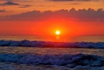 favorite sunrise to sunset / by Sally Jarvis