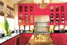 Kitchen redo / by Jessica Walsh