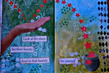 Art journal ideas ♦ / by Marcy Larocque Allan