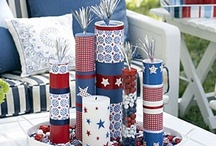 The Red, White, and the Blue........July 4th / by Terri Naylor