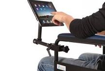 Disabled awesomeness / Items that make my life as a disabled person easier and I share with others. / by Tink Bastian