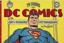 Comic Capers  / All about comics, manga, graphic novels, comic strips, etc / by Book Chums
