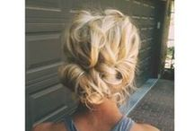 Pretty Hair / by Ashley Lowe