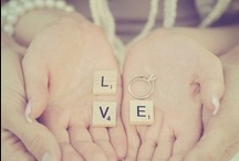 Photoshoot: Bridal & Engagement / Shoot ideas for bridal, engagement, or couples shots. / by Christine Pegg