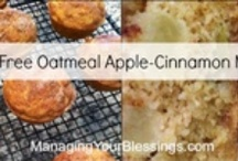 Favorite Recipes - Gluten  and Dairy Free / Gluten and Dairy Free  / by Carol Swett