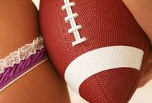 (TaiL~GaTinG & sPoRts) / football, girls and killer food~ / by StePhaNie ReNee