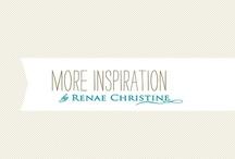 Inspiration / by Renae Christine