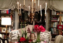 Living & Dining Rooms / Separate and combined living and dining rooms / by Frances Schultz