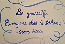 Sayings & Signs / by Frances Schultz