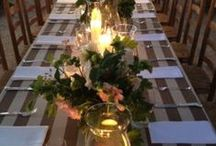 Table Settings / by Frances Schultz