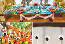 Birthday ideas for kids / by Kathy Powell