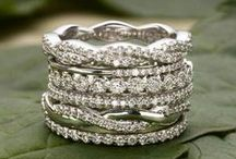 Jewels & Gems / Pretty, fun, and functional jewelery. / by Mary Watkins