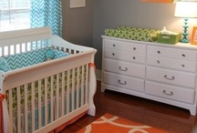 Ideas for a baby room... / by Rachael Kirkaldie
