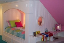 Kids rooms / by Rachael Kirkaldie