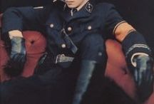 Mens Gothic/Military Fashion / by Eddie Minzenmayer