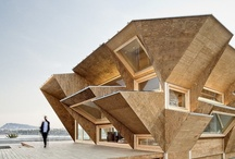 Arquitecture and living II / by Veronica Hunziker