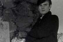 Stuart Sutcliffe / A brilliant artist who left this life far too soon.  23 June 1940-10 April 1962  / by Anna *