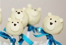 **Cake ball obsession** / by Mare Silvey Bolin Miller