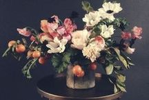 flirty florals & decor / by Katherine Miller