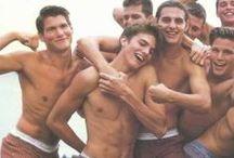 Boys Boys Boys / by Rachel Tovar