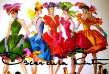 Art of Fashion / by Mare Silvey Bolin Miller