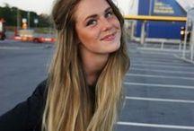 Long hair don't care / by Rachel Tovar