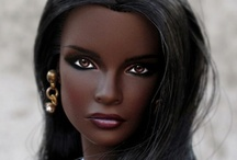 Beautiful Black Barbies and Dolls / by Toni Melvin Whitaker