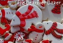 **Decorated Cookies** / by Mare Silvey Bolin Miller