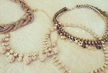 WHAT WE LOVE! / statement jewelry we love!!! / by Beli D.