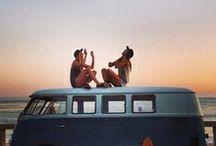 Let's be adventurous / by Rachel Tovar