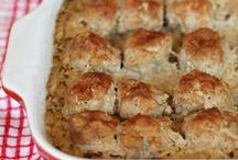 **Scrumptious Casseroles/One Pan Meals** / by Mare Silvey Bolin Miller
